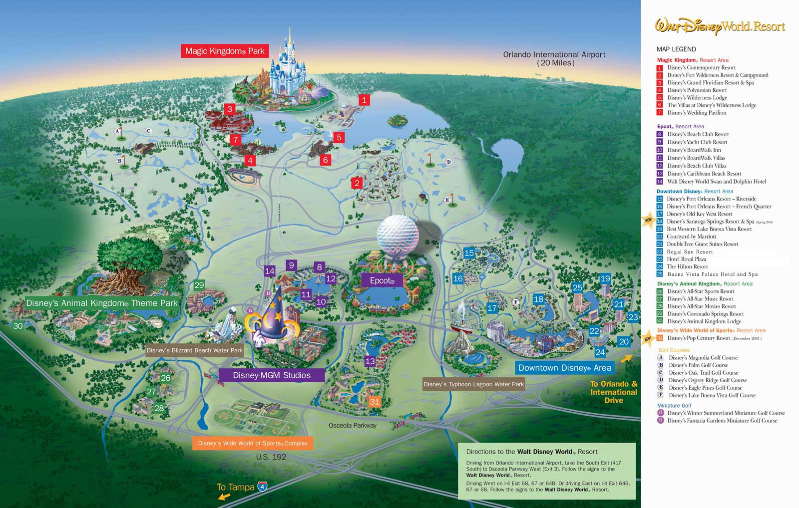 Map_WDW_Resort